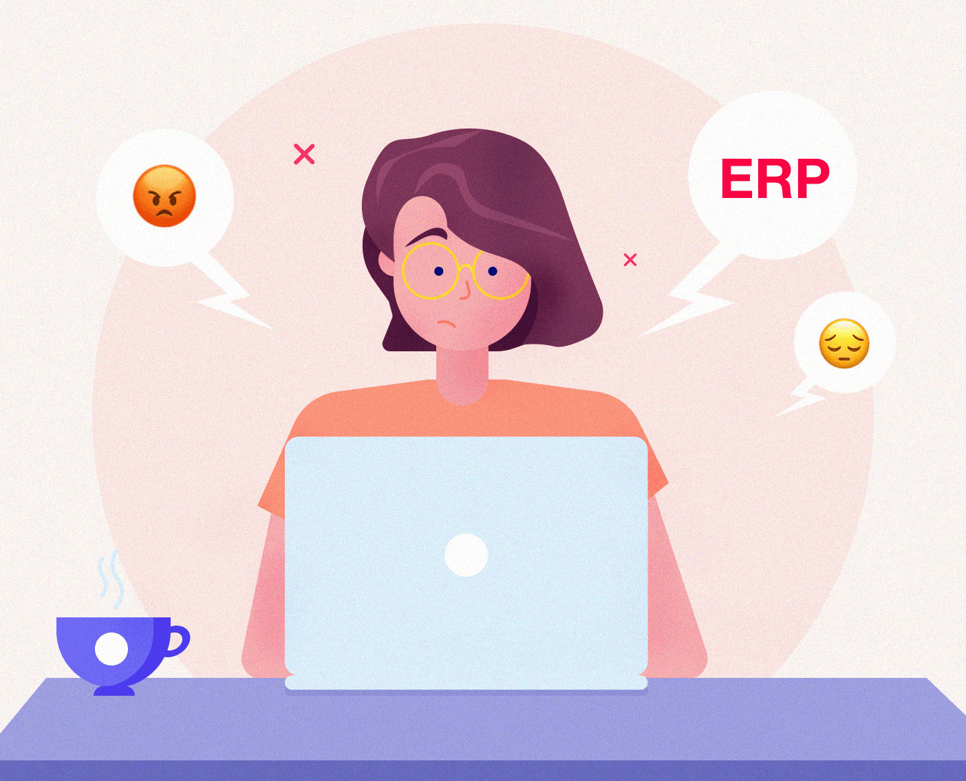 ERP for procurement