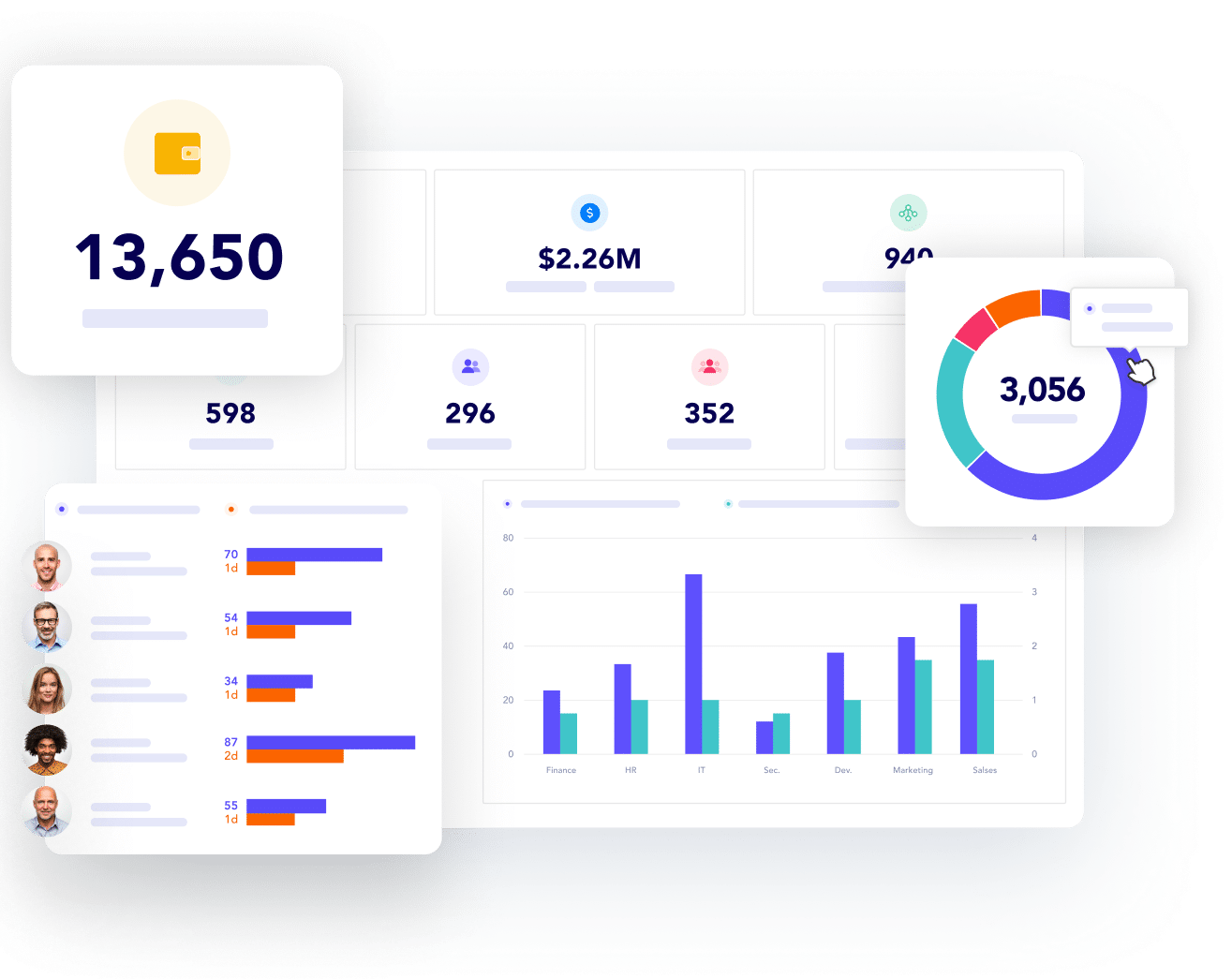 hero   reports and dashboard